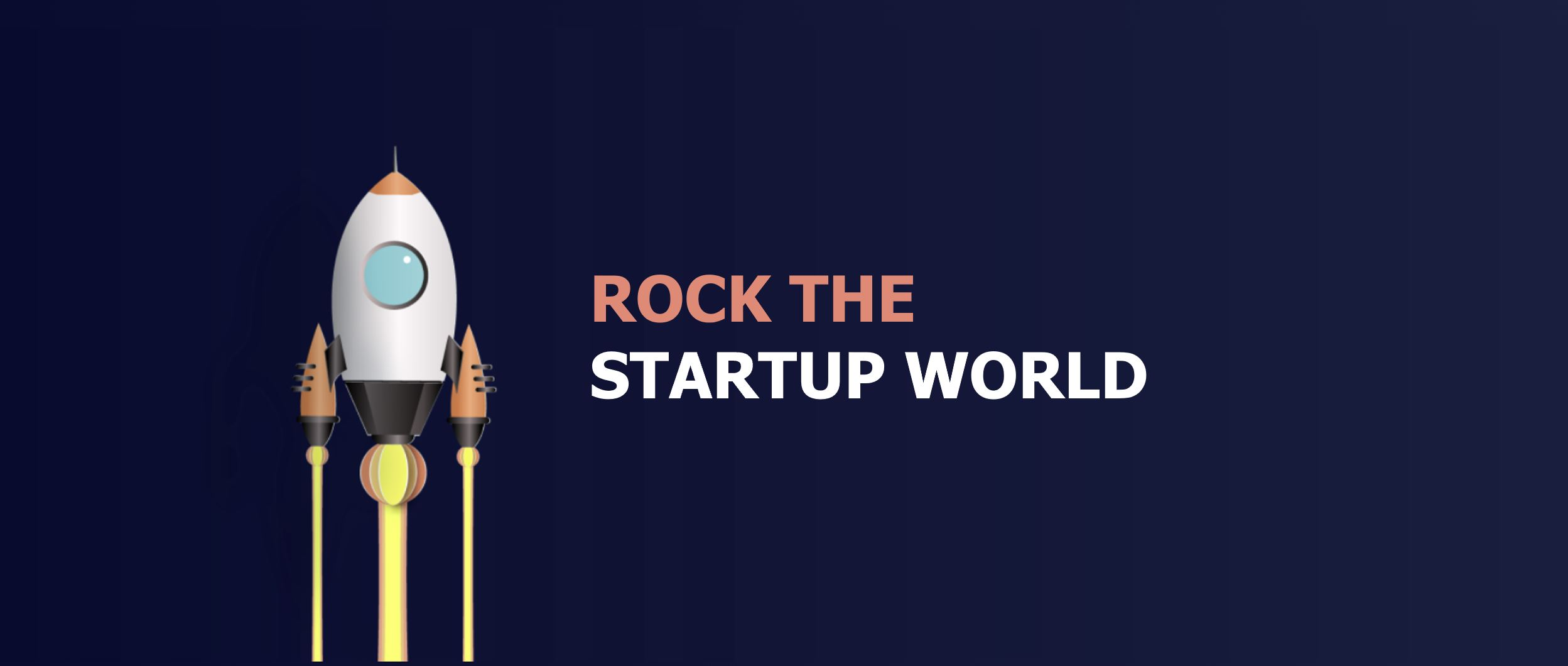 Rock the startup world-1